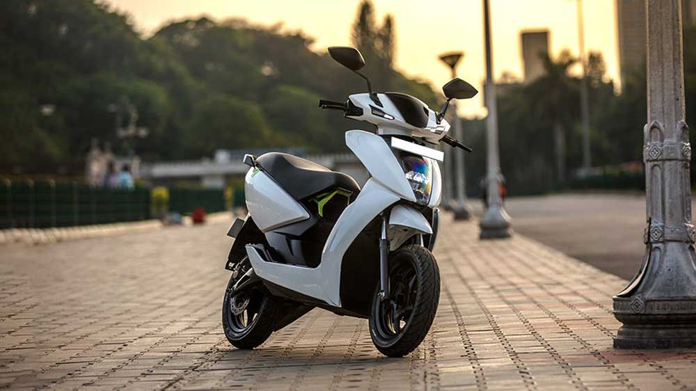 After successful run in Bengaluru, Ather Energy starts operations in Chennai