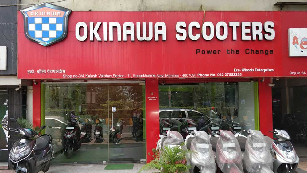 With rising demand of electric two-wheeler in Delhi NCR region, Okinawa expands its dealership network