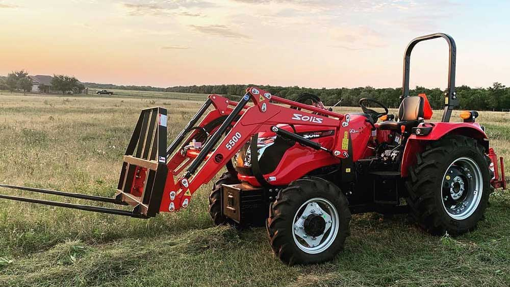 International Tractors Ltd brings premium range of Solis Yanmar tractors in India