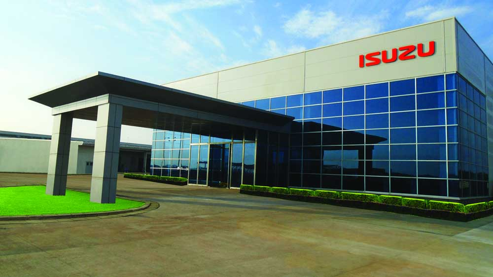 Japanese automaker Isuzu Motors opens new dealership in Jaipur