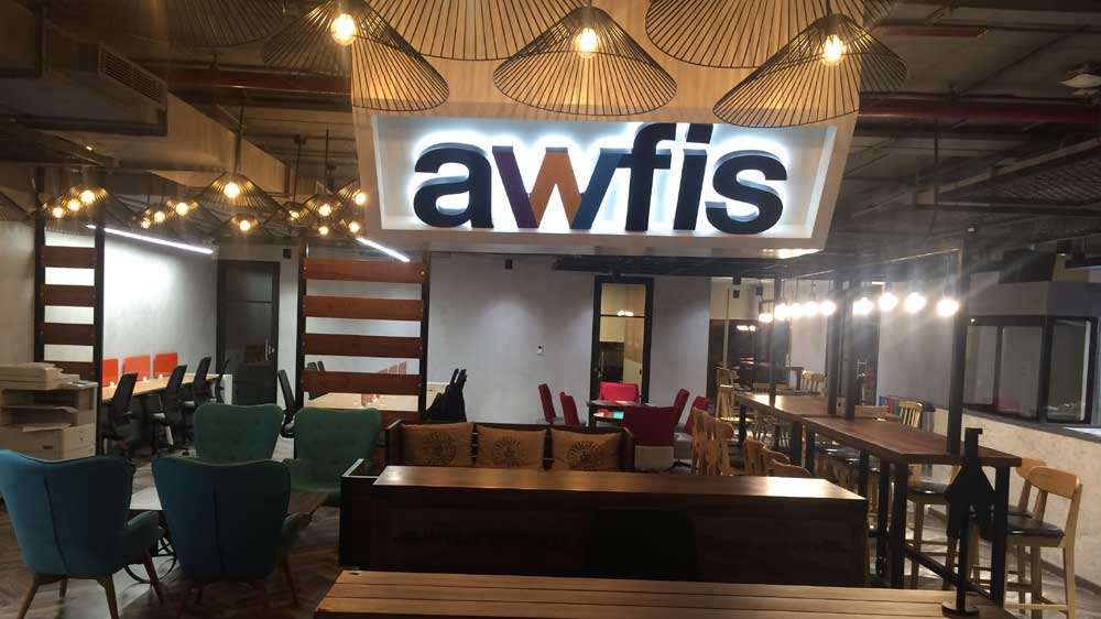 Co-working startup Awfis secures funds to expand its network of workspaces