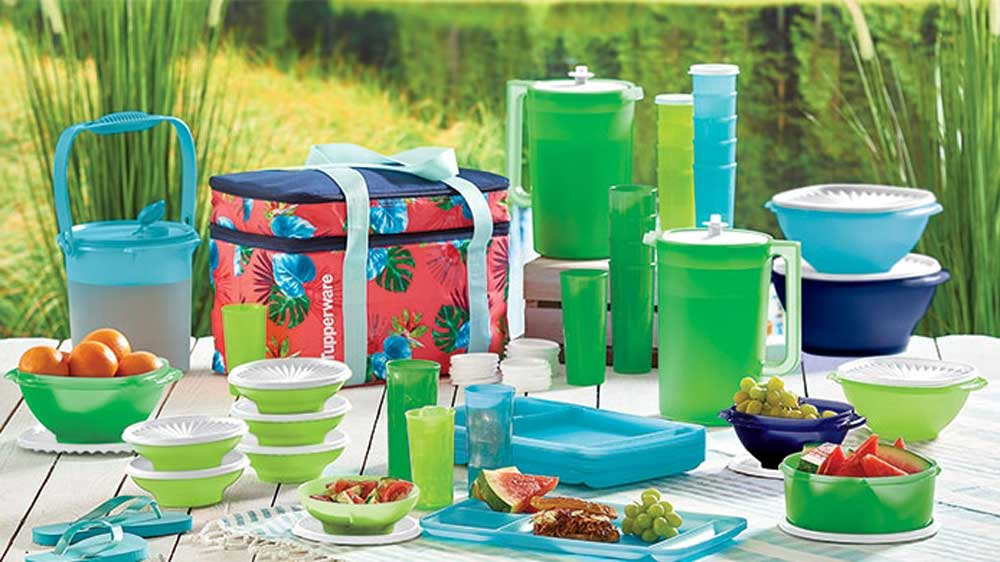 Kitchenware brand Tupperware plans to open 30 franchise-run stores by year-end