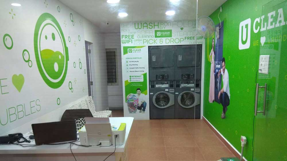 India's first organized laundry chain UClean buys White Tiger Laundry