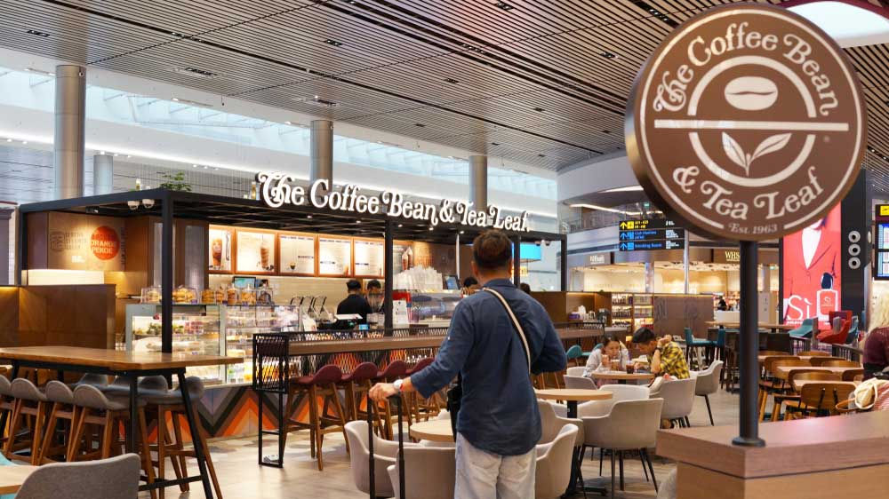 Haldiram Bhujiawala buys The Coffee Bean & Tea Leaf India franchise from Everstone Capital