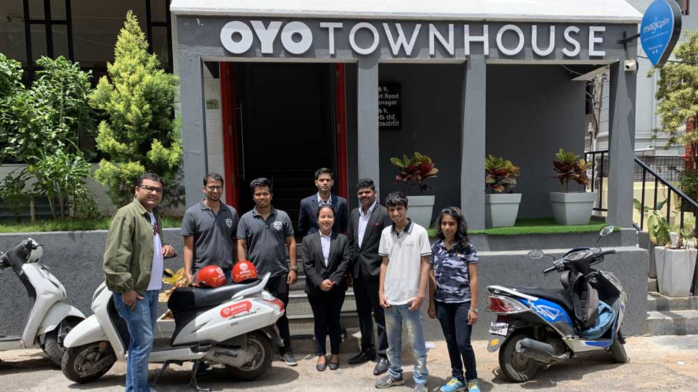Bangalore-based vehicle sharing platform Drivezy partners with OYO Hotels & Homes