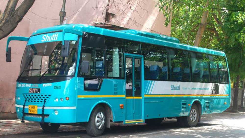 Bus aggregator Shuttl starts operations in 6th Indian city