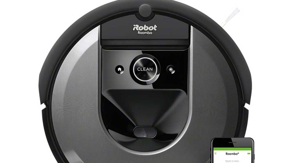 iRobot adds new feature to Roomba i7