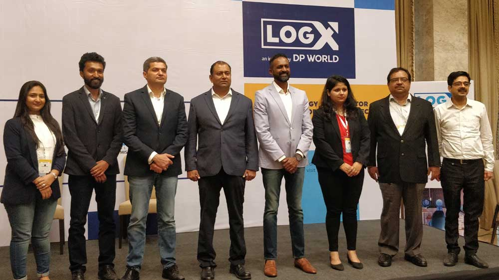 DP World Unveils Log X