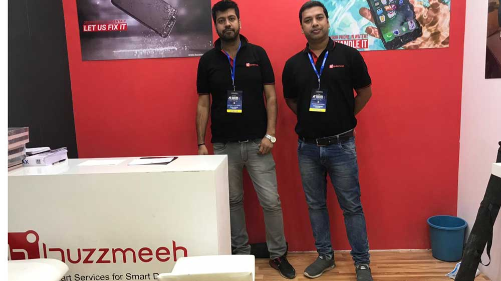 Mobile repair brand Buzzmeeh looks at expanding pan India