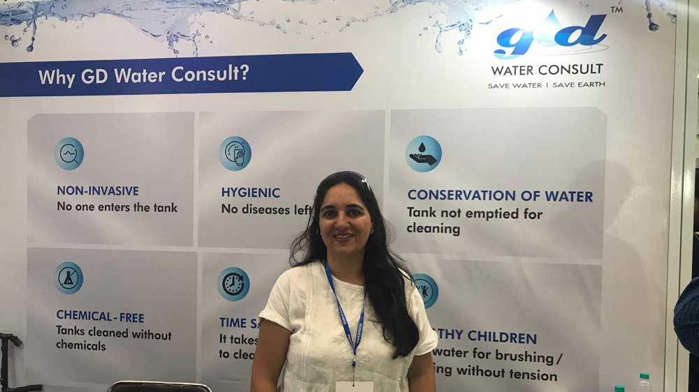 Tank cleaning service provider GD Water Consult eyes pan India expansion