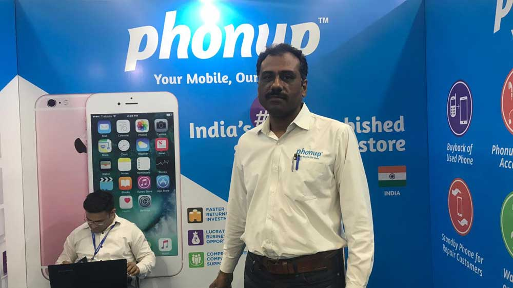 Phonup looks to have around 500 stores in 2 years