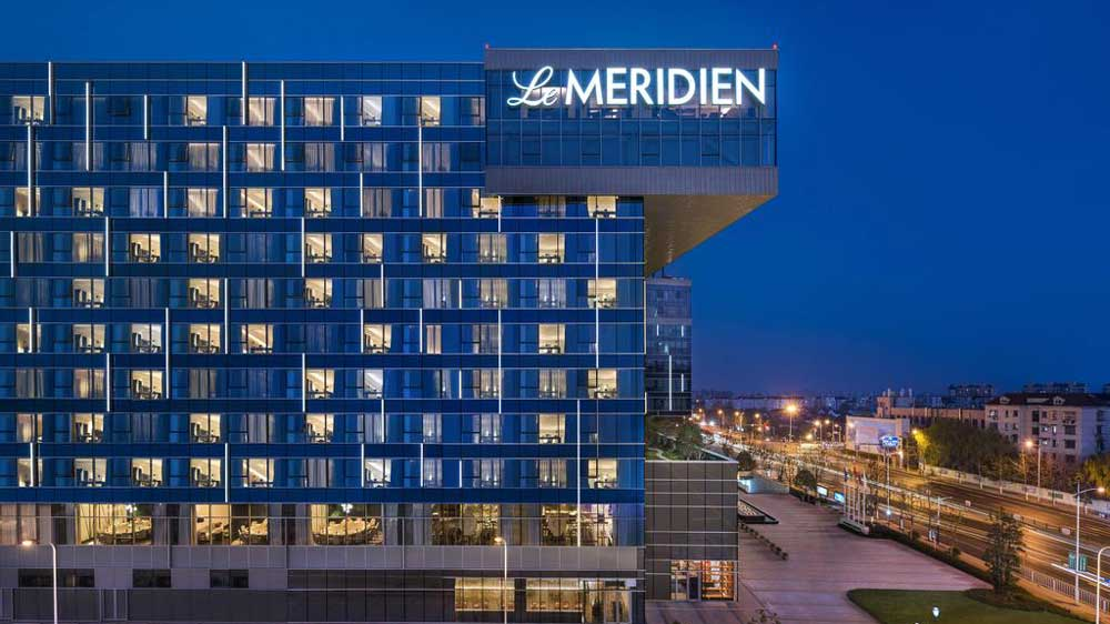 Le Méridien enters Hyderabad