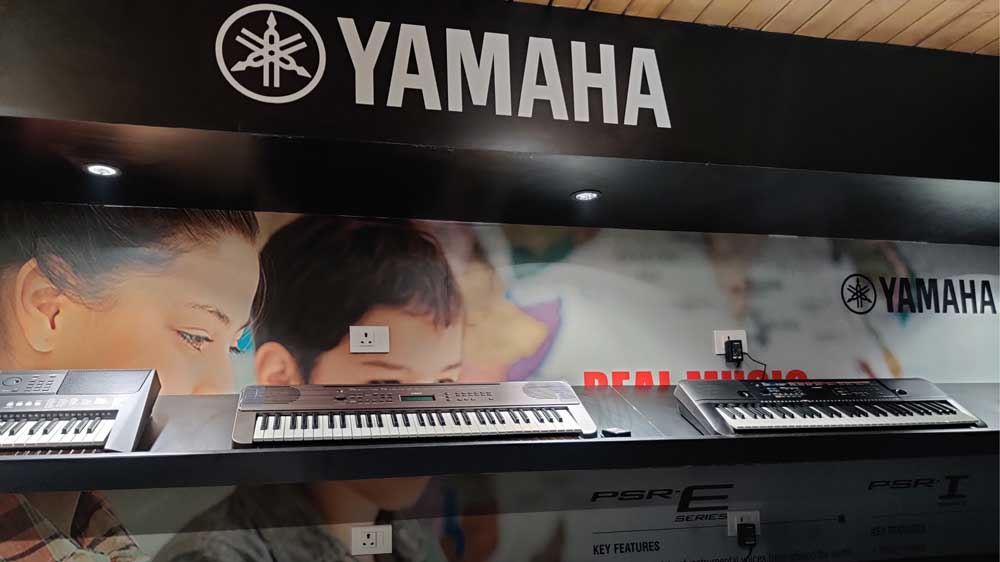 Yamaha Music opens new store in Gurugram, expanding its footprint in India