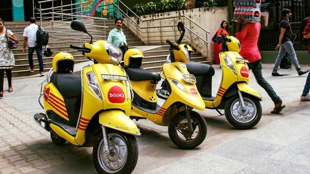 Scooter-sharing start-up Bounce aims to foray into new states in India