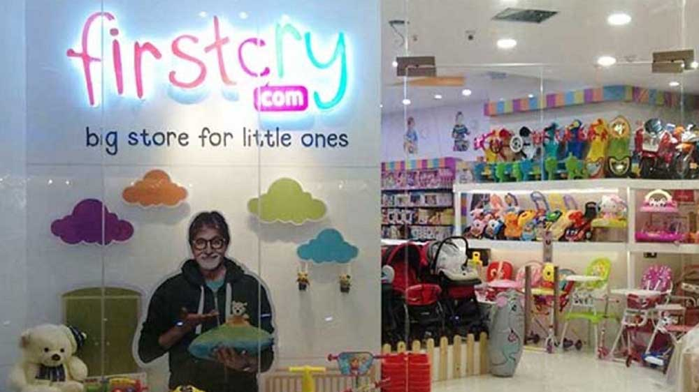 Firstcry secures $296 mn funding