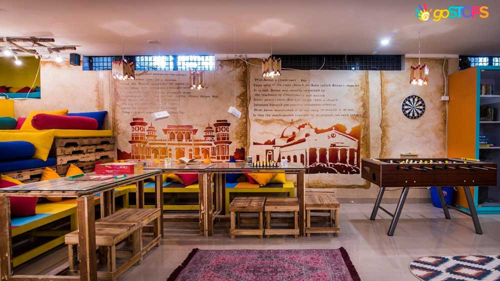 goStops, a premium chain of youth traveler hostels, opens 1st hostel in Agra