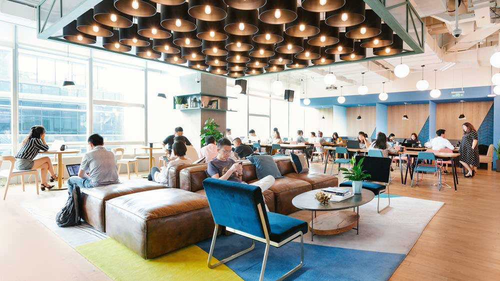 upGrad collaborates with WeWork