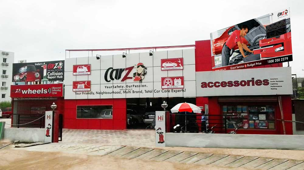 CarZ launches first 'franchisee owned franchise operated' centre in Bhopal