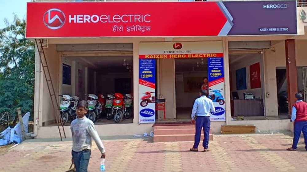 Hero Electric expands dealer network in Bangalore