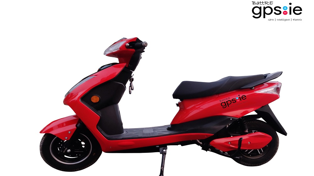 BattRE unveils Affordable Connected Scooter