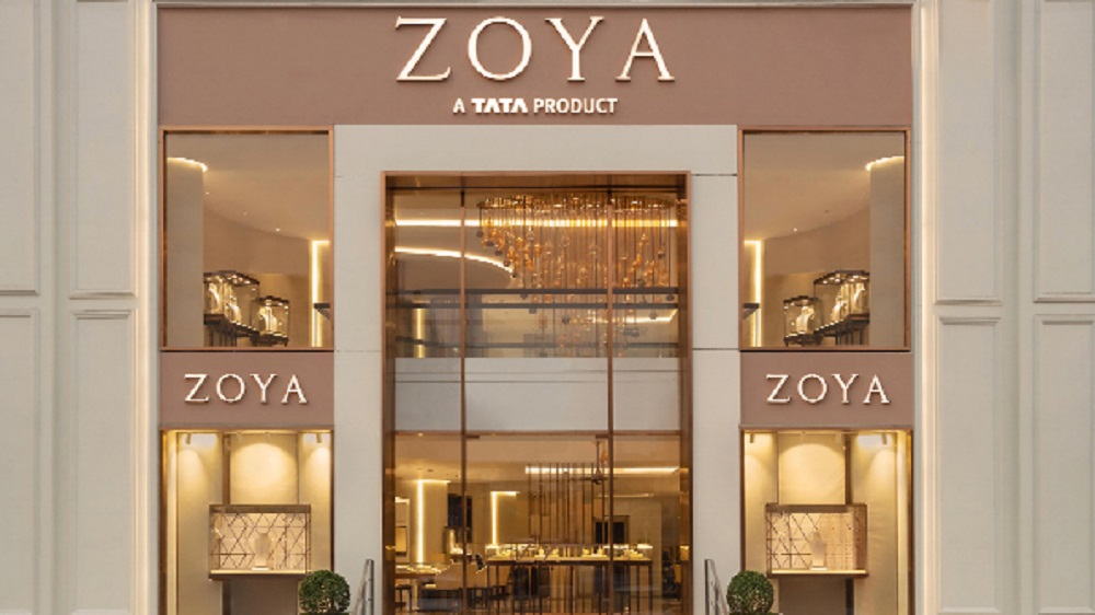 Zoya makes its foray into South India