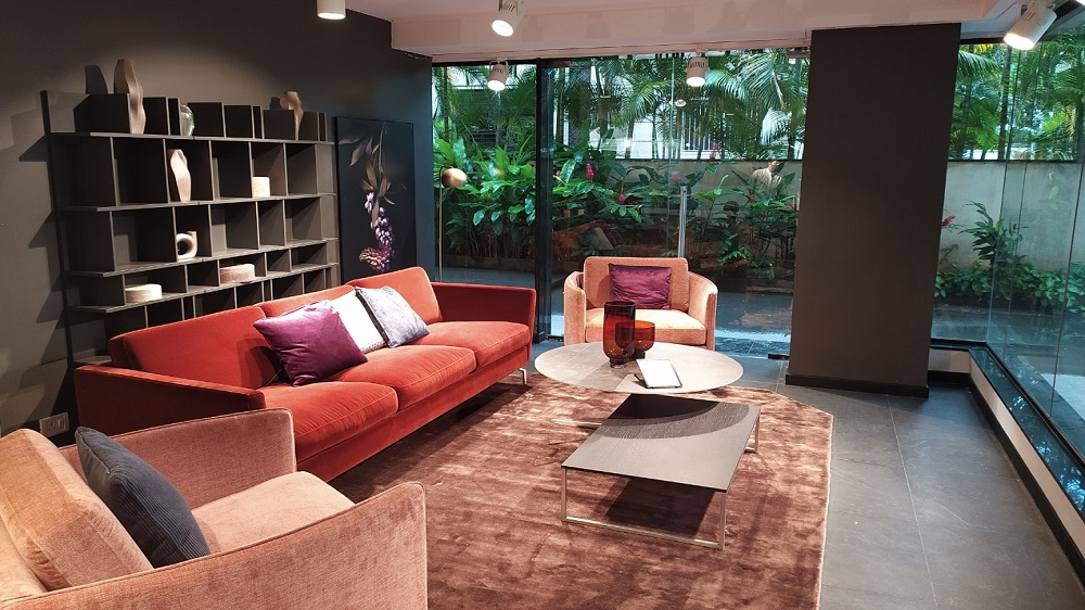 Zoe Concepts Pvt Ltd launches Global Furniture brand BoConcept in Bengaluru