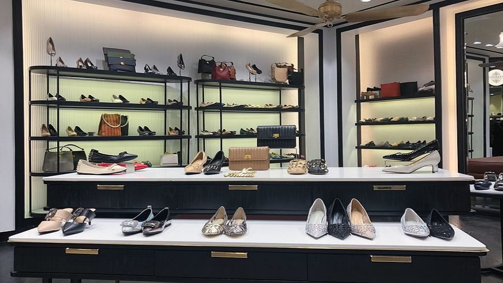 Singapore-based footwear brand Pazzion forays into India with 1st store in New Delhi