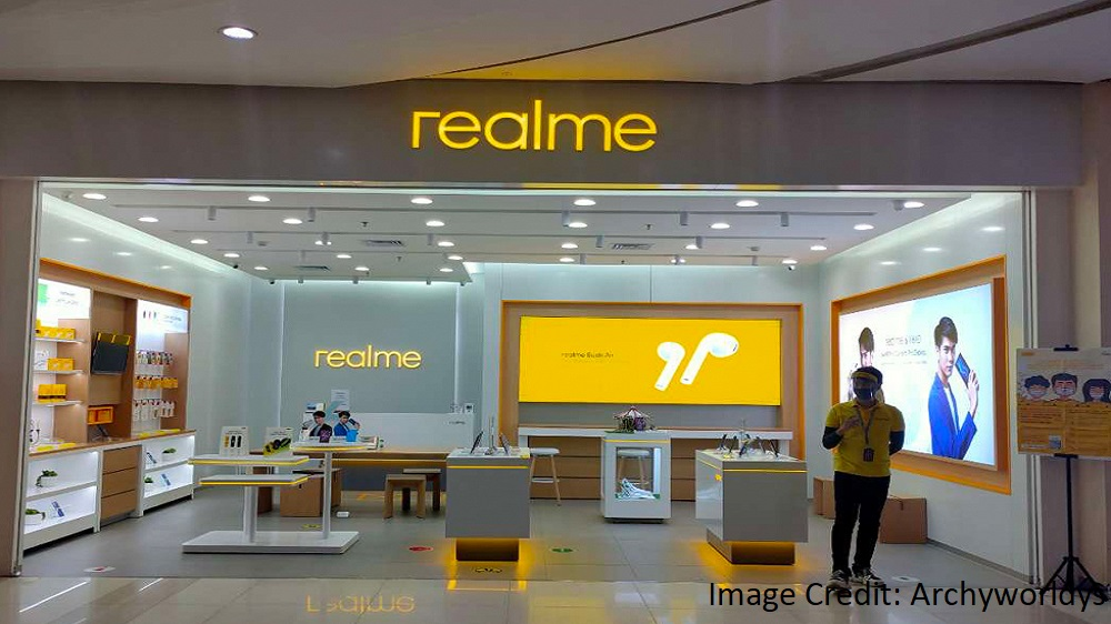 Realme to add 50 franchise stores in India