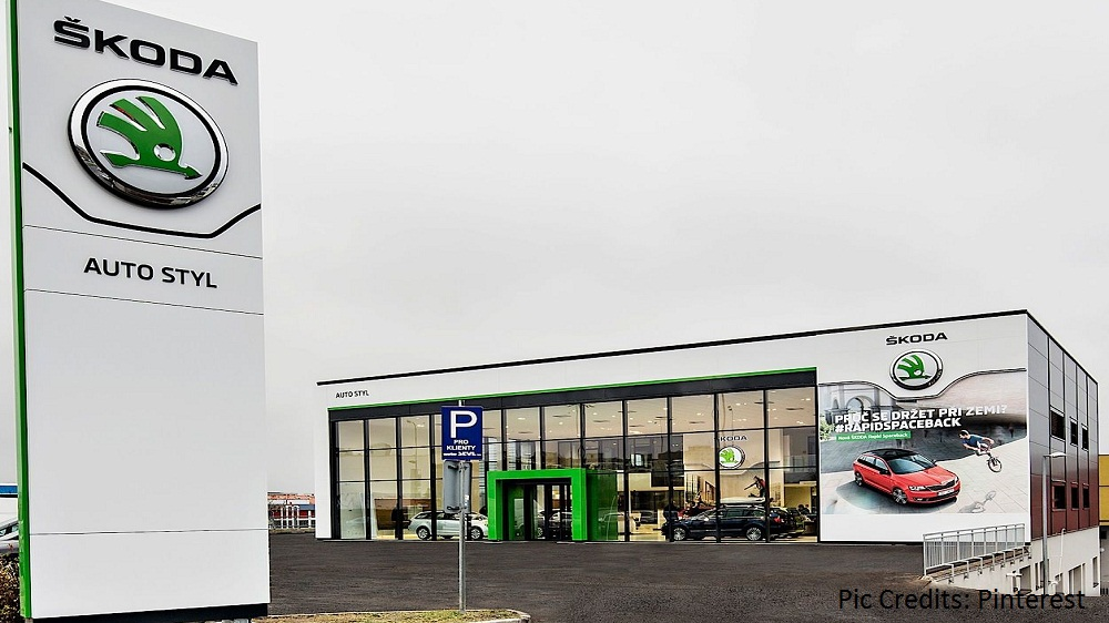 Skoda Auto aims dealership expansion