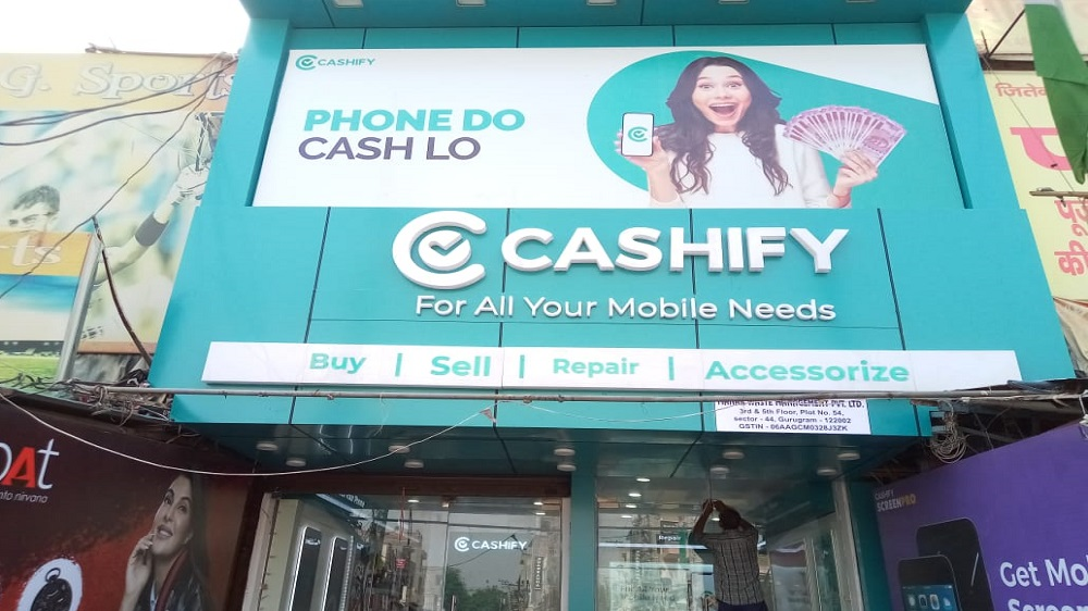 Cashify opens 5 new stores & embarks on franchise retail strategy