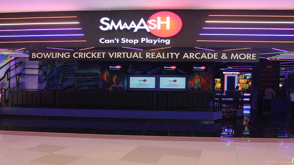 SMAAASH shuts down its operations