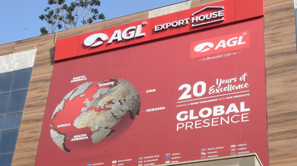AGL Export House launched in Gujarat