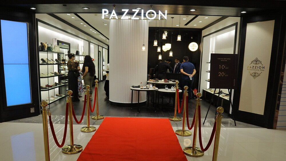 Shoe-label Pazzion Enters India