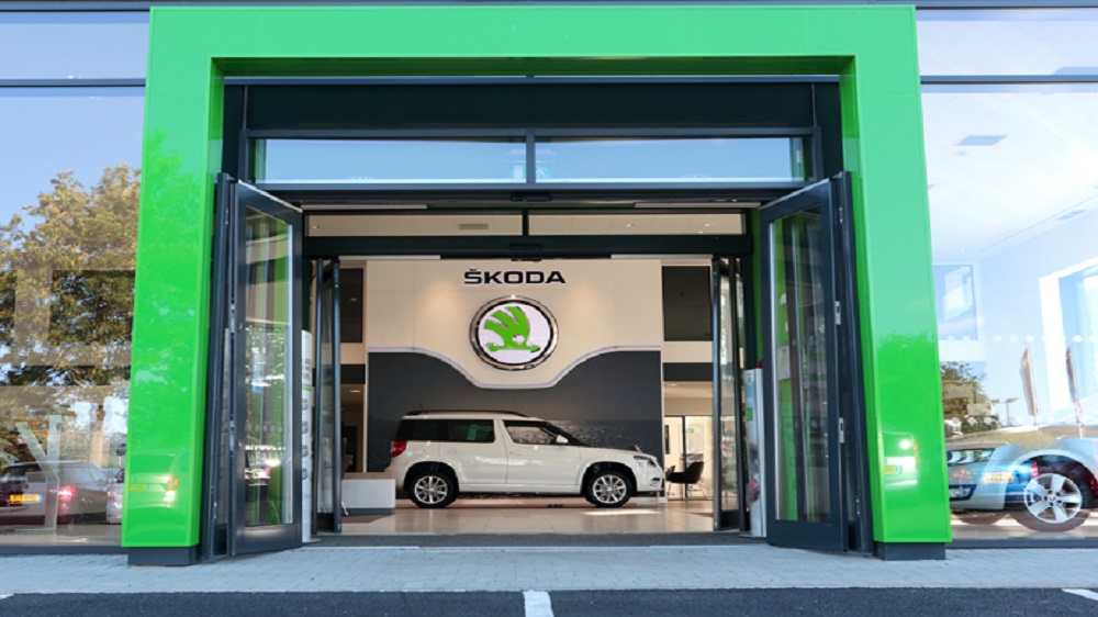 Skoda opens new dealership in Jabalpur