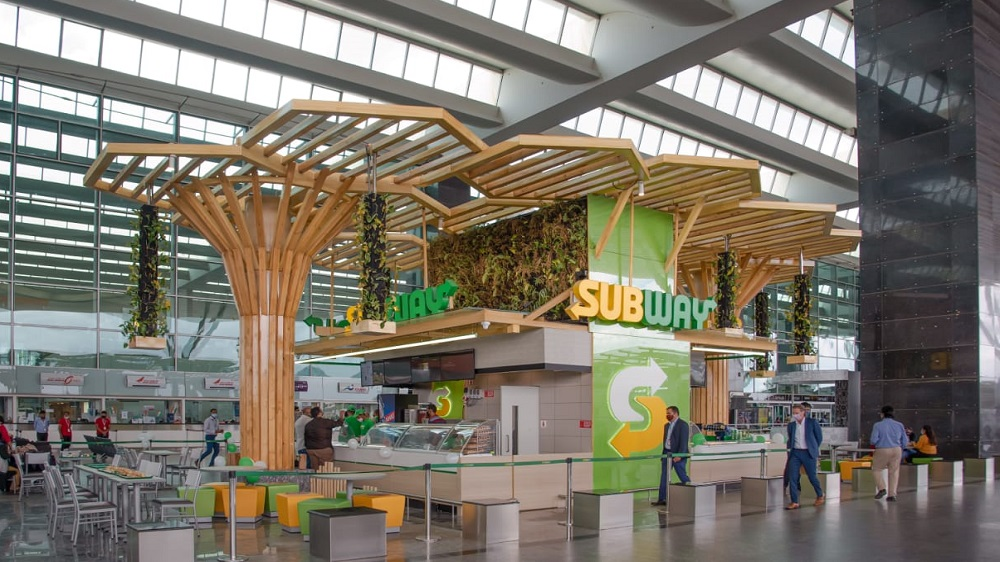 Subway India Reopens At Bengaluru Airport