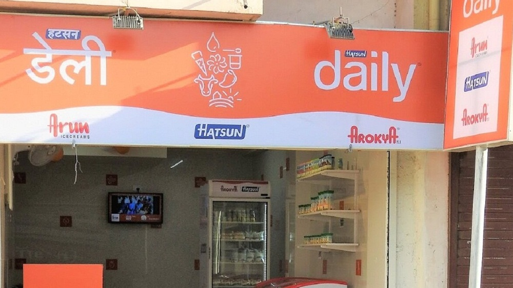 Hatsun Agro Product opens 3000th outlet