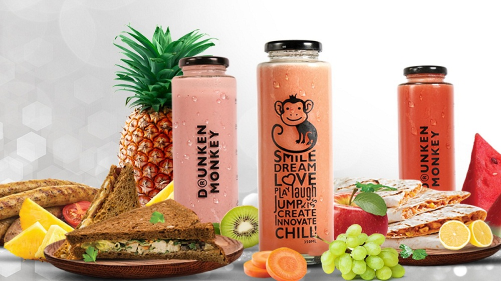 Smoothie chain Drunken Monkey strengthens footprint during the pandemic