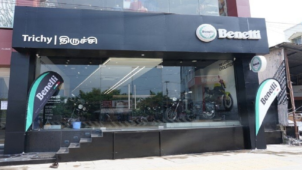 Benelli Expands Presence in India; Unveils Its 36th Dealership