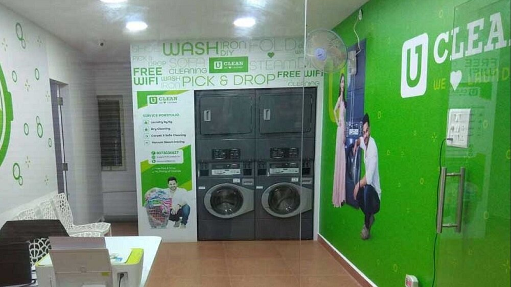 UClean Ventures Into Leh