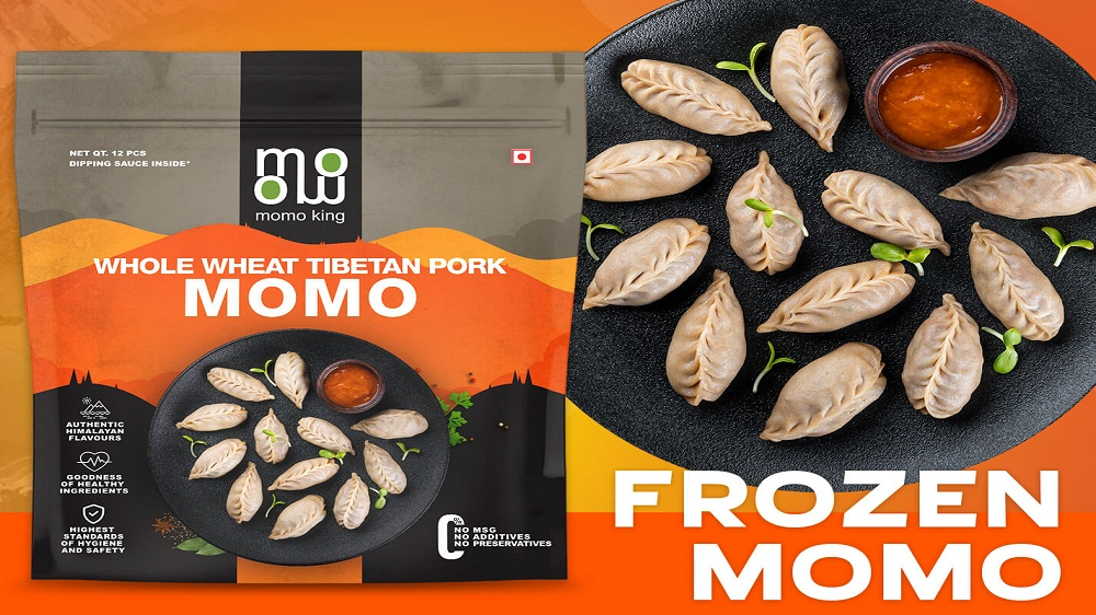 Momo King Introduces Frozen Momo