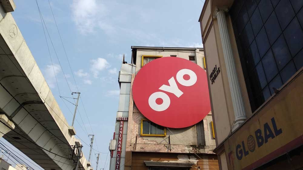 OYO Raises Rs 54 Crore Funding