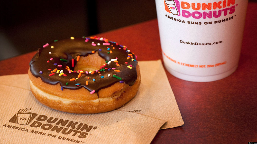 800 New locations for donut & ice-cream lovers