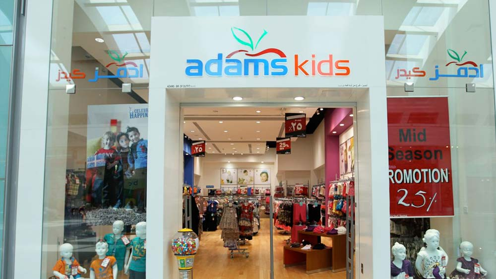 Adams all set for India expansion