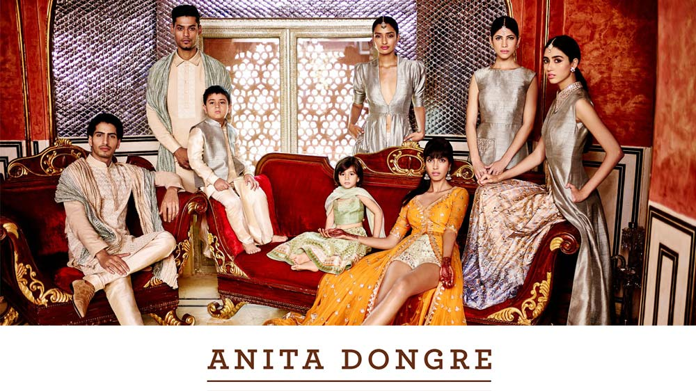 Anita Dongre's new store at Linking Road, Mumbai