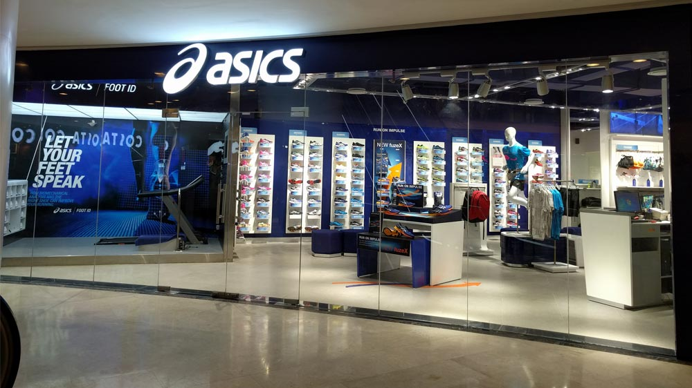 ASICS opens its second franchise store in Delhi- NCR