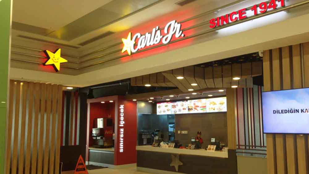 Carl's Jr franchisee CybizCorp to raise Rs 125 crore