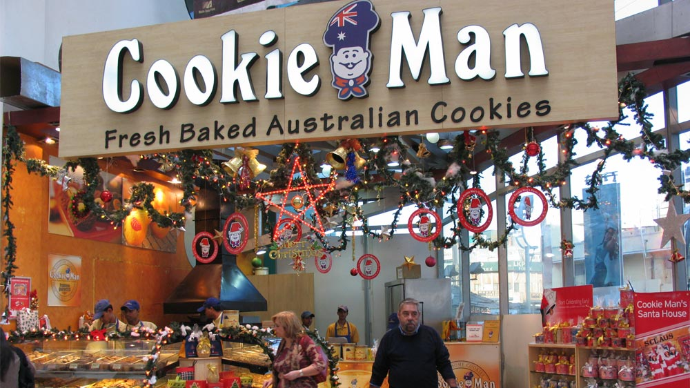Cookie Man opens new store in Bangladesh