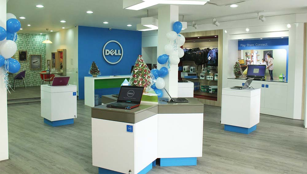 DELL aims to open 825 stores by the end of 2015