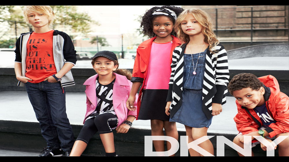 DKNY Kids to step in Indian market under Kids Around's roof