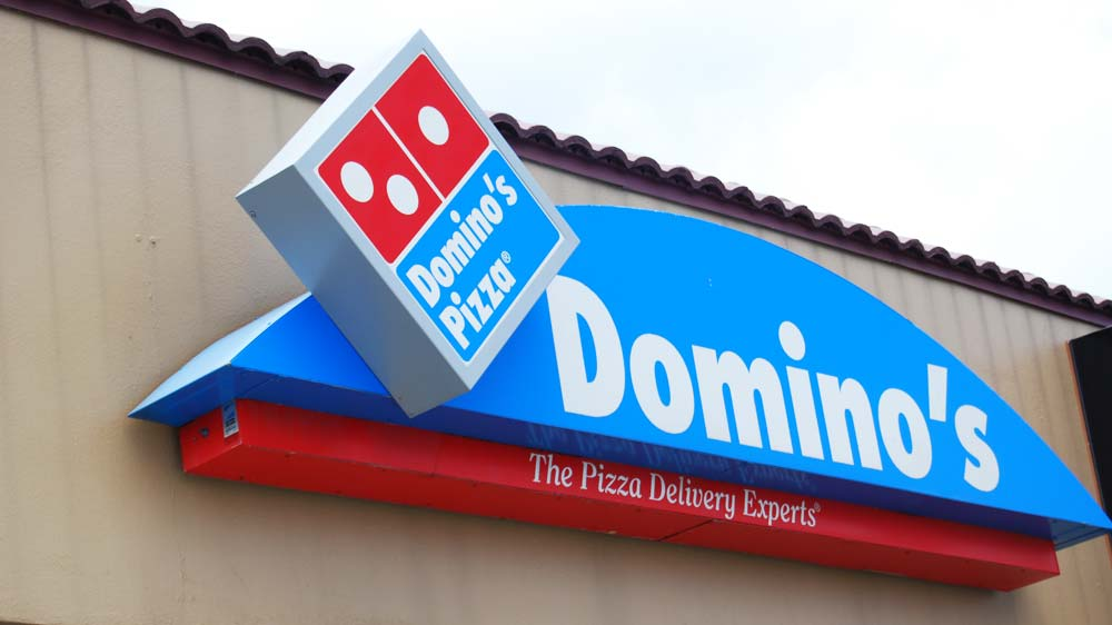 Domino's opens its 12,000th store